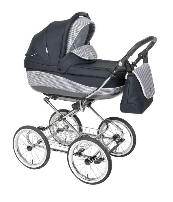 3w1 Wózek głęboko spacerowy Emma firmy Roan chrom+ fotelik samochodowy z testami ADAC 0-13 kg Maxi Cosi, Cybex, Besafe, Kiddy, Recaro, Concord