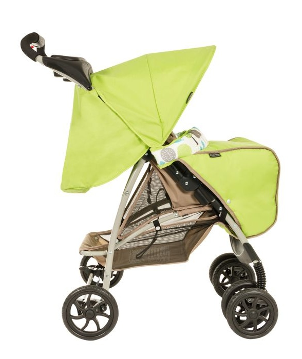 Wózki spacerowe Graco Mirage + z tacką i osłonką na nogi