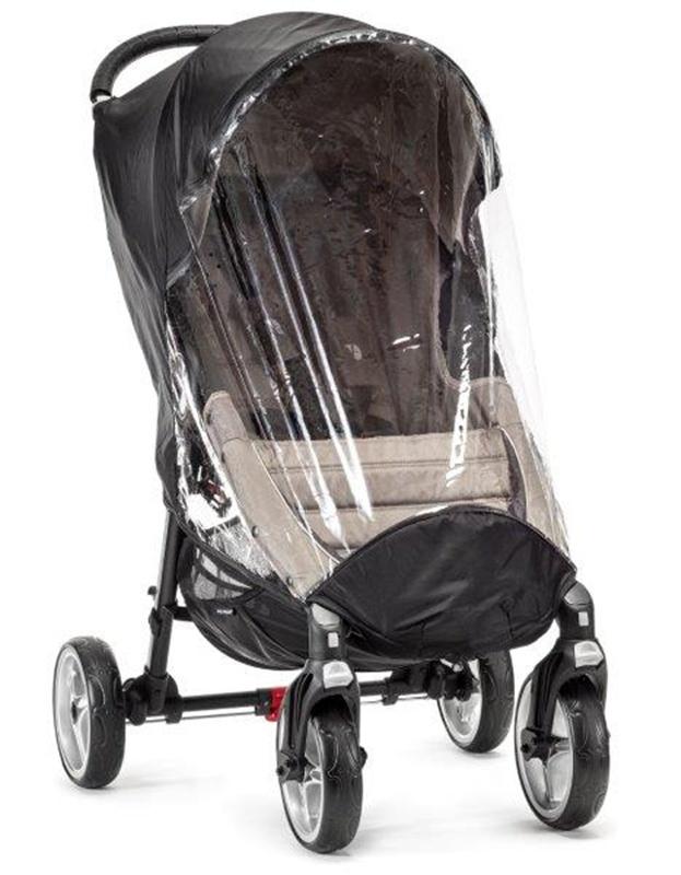 Folia przeciwdeszczowa do wózka Baby Jogger City Mini 4-kołowego