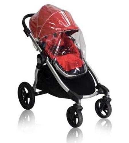 Folia przeciwdeszczowa na siedzisko spacerowe do wózka Baby Jogger City Select