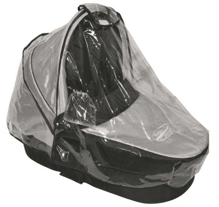 Folia przeciwdeszczowa na gondolę do wózka Baby Jogger City Select