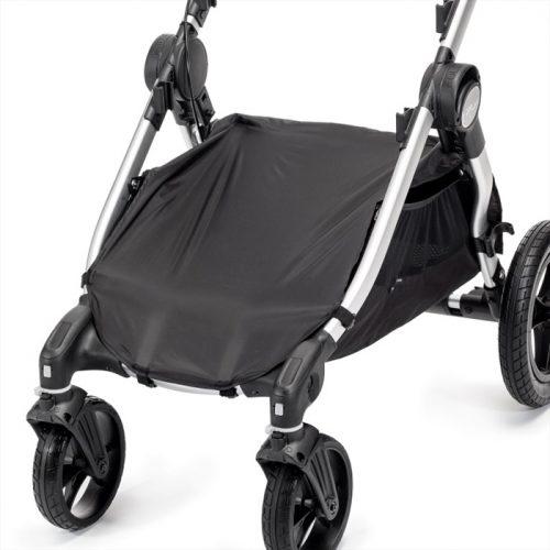 Folia przeciwdeszczowa na City Select Kosz Baby jogger