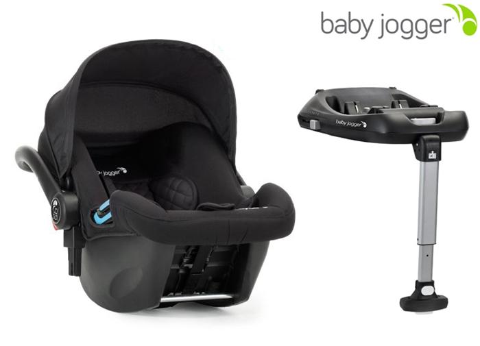 Fotelik  samochodowy 0-13 kg z sytemem isofix City Go  Baby jogger