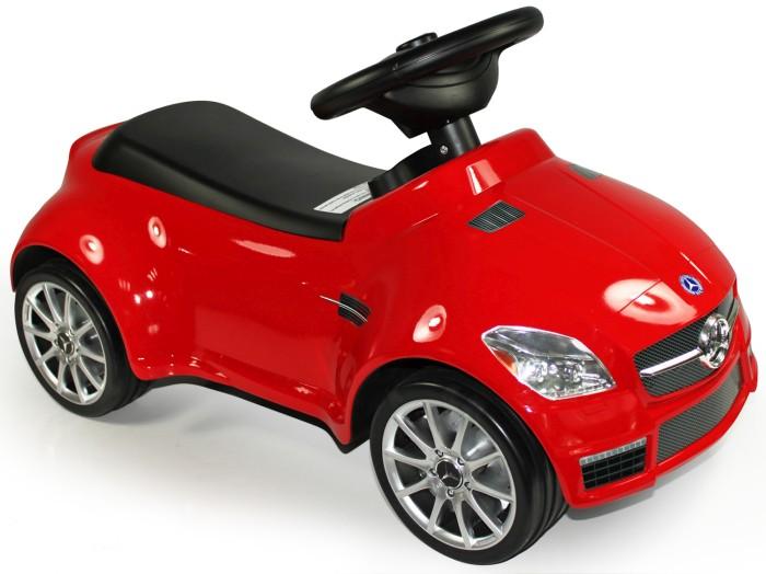 Rastar pchacz jeżdzik Mercedes slk 55 amg red