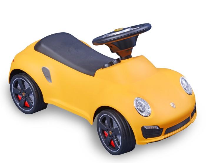 Rastar pchacz jeżdzik Porsche 911 yellow