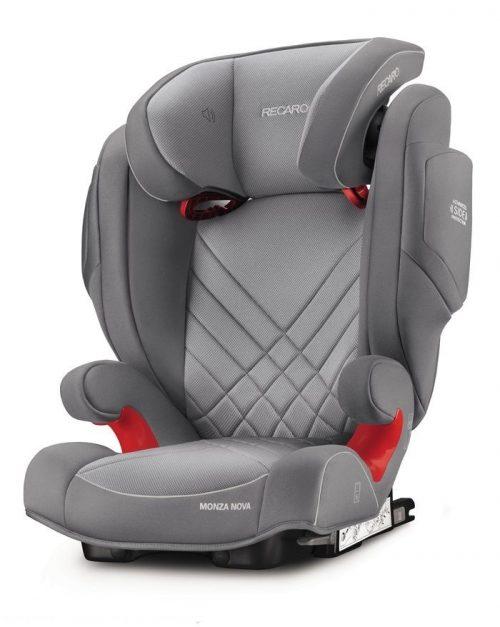 Nowoczesny i bezpieczny fotelik Recaro Monza Nova Seatfix 2 15-36 kg Isofix