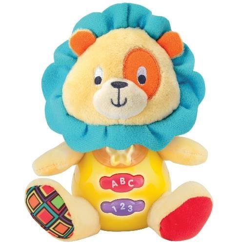 Smily Play zabawka  przytulaczek lew rysio