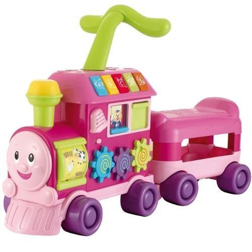 Smily Play zabawka  lokomotywa rośnij ze mną