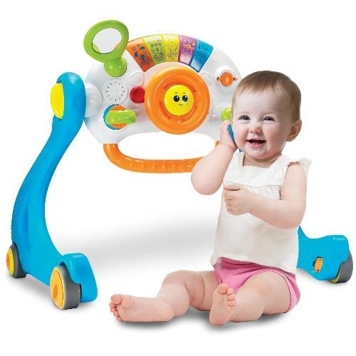 Smily Play zabawka  muzyczny chodzik