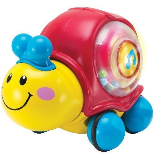 Smily Play zabawka  bańkomania ślimak