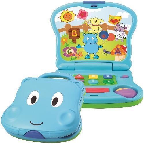 Smily Play zabawka  mój pierwszy laptop hipcio
