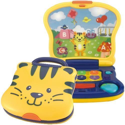 Smily Play zabawka  mój pierwszy laptop tygrysek