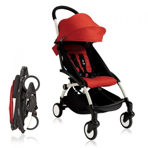Wózek spacerowy YOYO + BABY ZEN możliwość zabrania na pokład samolotu