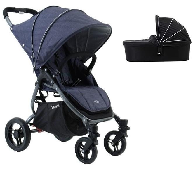 2w1 Głęboko spacerowy wózek Limited Edition Snap 4 Tailor Made