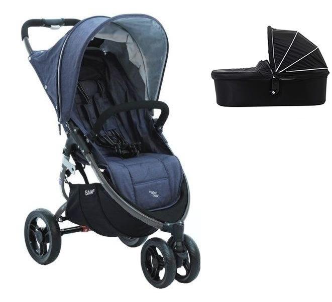 2w1 Wózek spacerowy 6,6 kg Limited Edition Snap Tailor Made Valco Baby + gondola