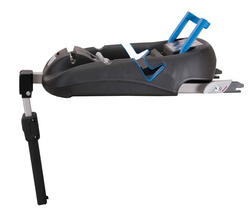 Baza isofix do fotelików Coletto Savona Florino Verona 0-13 kg montaż pasem lub isofix