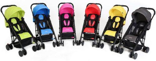 Spacerowy wózek dziecięcy EasyLife firmy Recaro - 5,7 kg