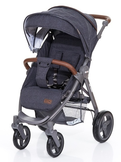 Wózek spacerowy Avito z fotelikiem samochodowym do wyboru, Abc Design