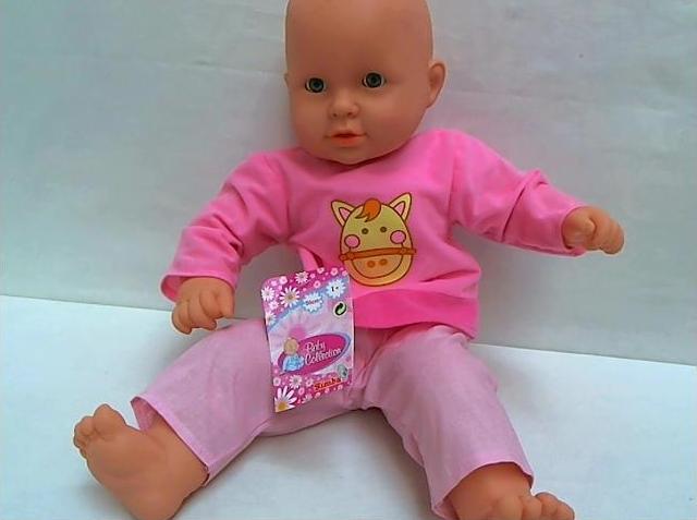 Lalka bobas niemowlak 58 cm
