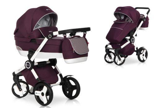 Wózek głęboko spacerowy Deco firmy Euro Cart