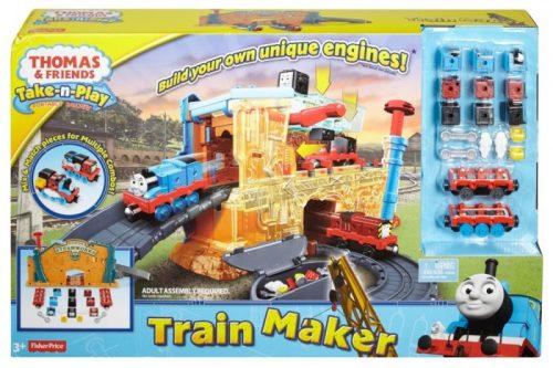 Fisher Price Thomas Fabryka lokomotywek DMV91