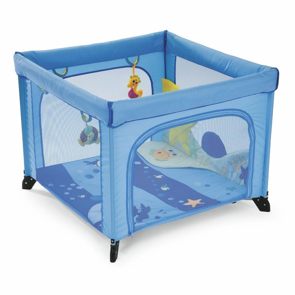 Kojec dla dzieci i niemowląt Open Sea Dreams Chicco