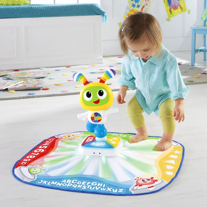 Fisher Price Interaktywna mata Bebo w J. polskim DTB20