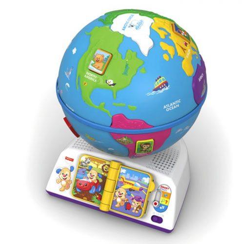 Fisher price LL Globus edukacyjny odkrywaj w j. polskim DRJ85