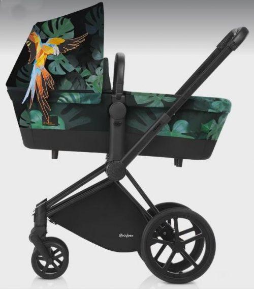 Gondola do wózka Priam kolekcja Brids of Paradise Cybex