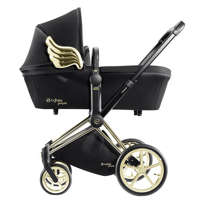 Gondola do wózka Priam kolekcja Wings by Jeremy Scott