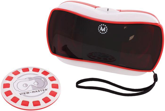 Mattel View Master - zestaw startowy DLL68