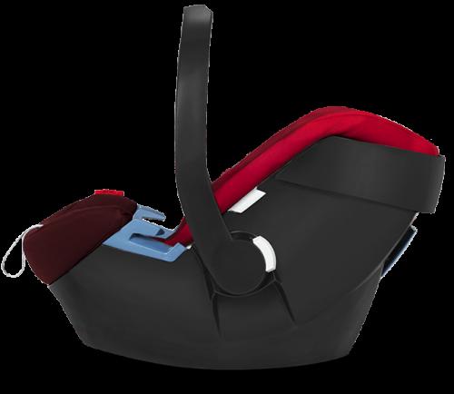 Fotelik Cybex Aton 0-13 kg z bazą Aton Base Fix montowaną na pas lub isofix