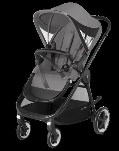 Wózek spacerowy Cybex Iris M-Air + fotelik z testami ADAC + opcja baza