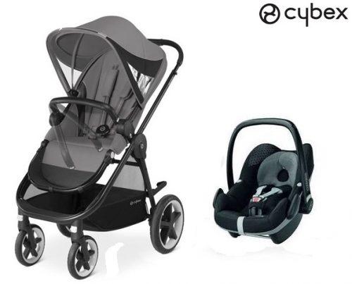 Wózek spacerowy Cybex Balios M + fotelik samochodowy 0-13 kg, wybranego producenta