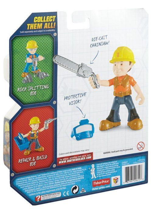 Bob Budowniczy Figurki z narzędziami - Fisher Price