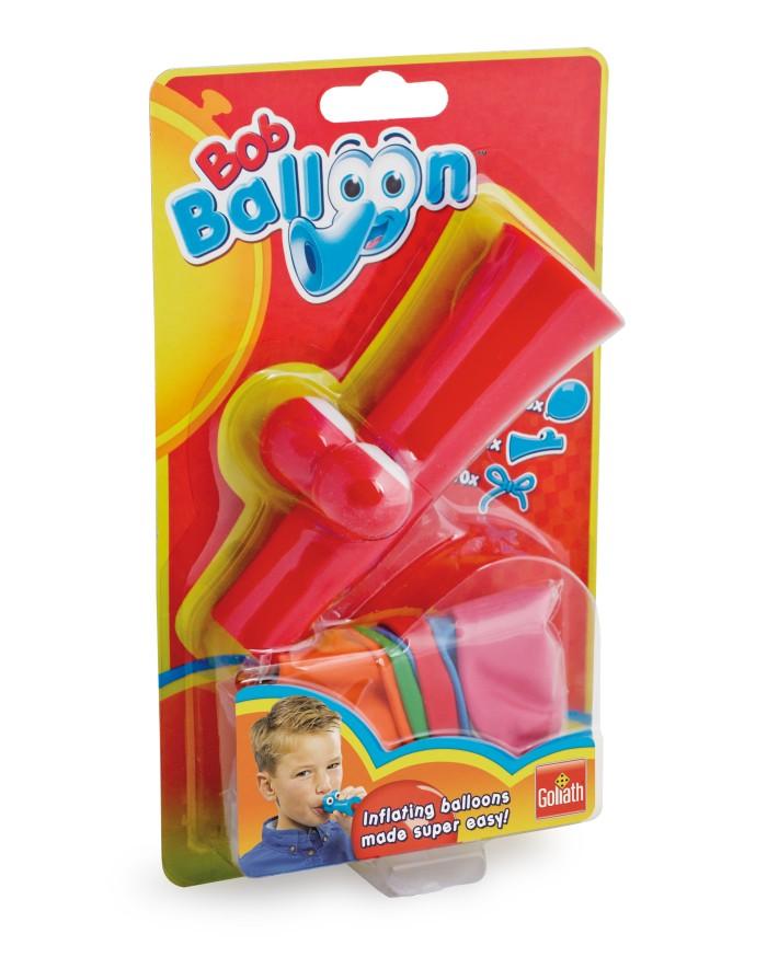 Goliath Games - Bob Ballon - Pocket -z łatwością nadmuchasz balony
