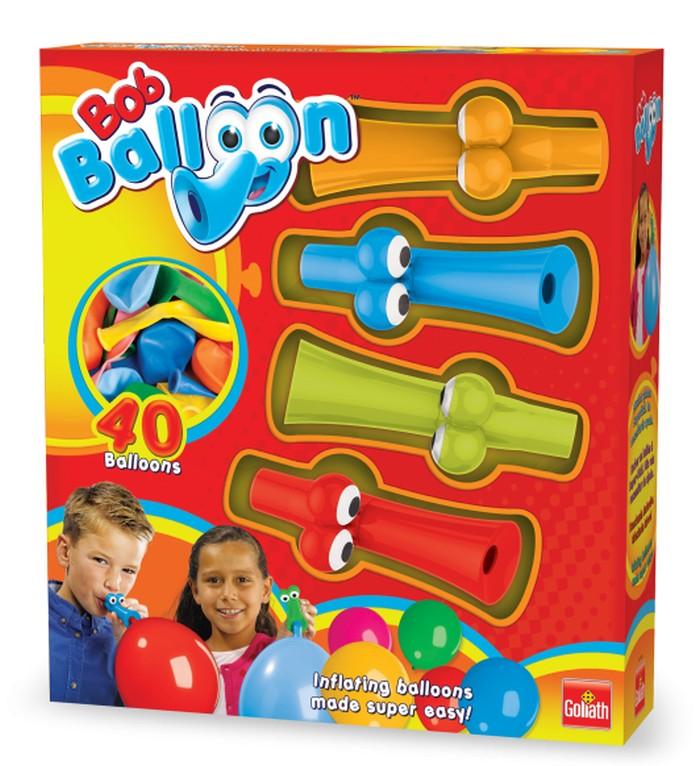 Goliath Games Bob Ballon Party Set - 4 urządzenia + 40 balonów