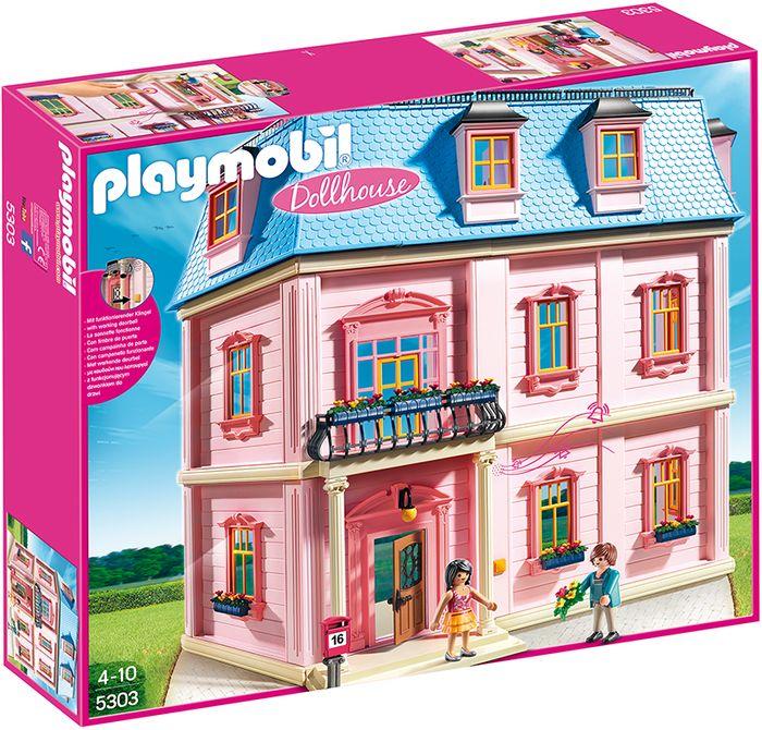 Playmobil Rmantyczny domek dla lalek 5303