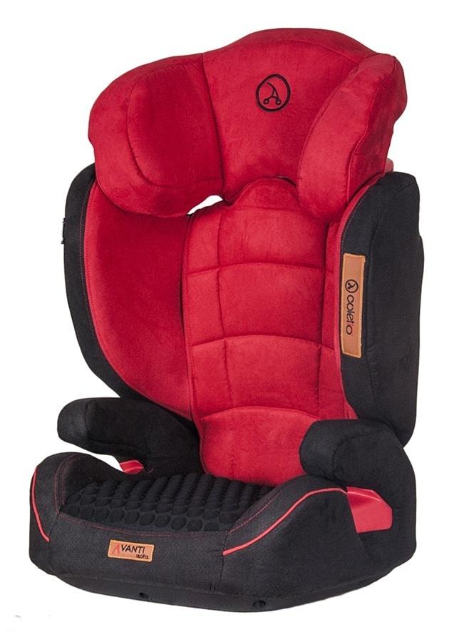 Fotelik dziecięcy Avanti Isofix 15-36 kg z odłączanym oparciem firmy Coletto