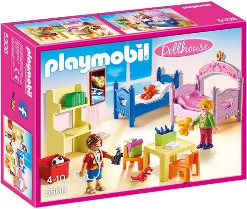 Playmobil Kolorowy pokój dziecięcy 5306