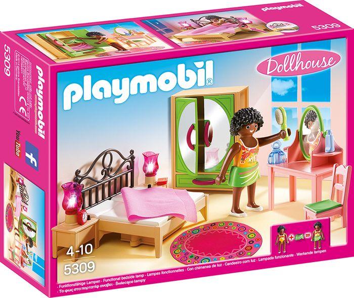 Playmobil Sypialnia z toaletką 5309