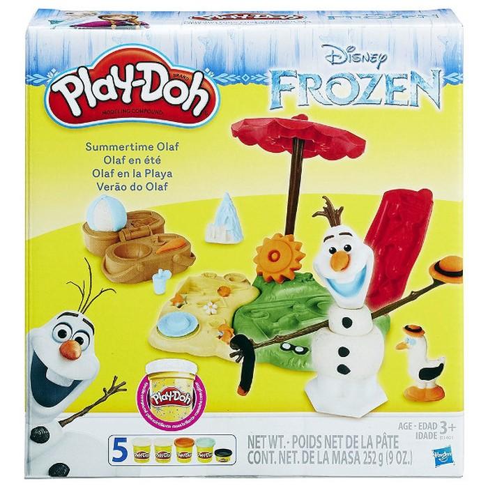 Play Doh Ciastolina Olaf z Krainy Lodu
