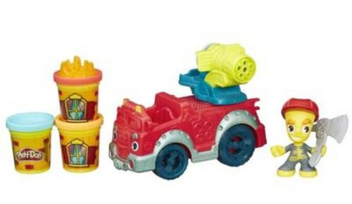 Play Doh Ciastolina Town Wóz strażacki