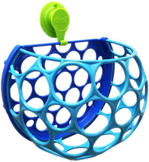 Oball Koszyk z przyssawką na zabawki