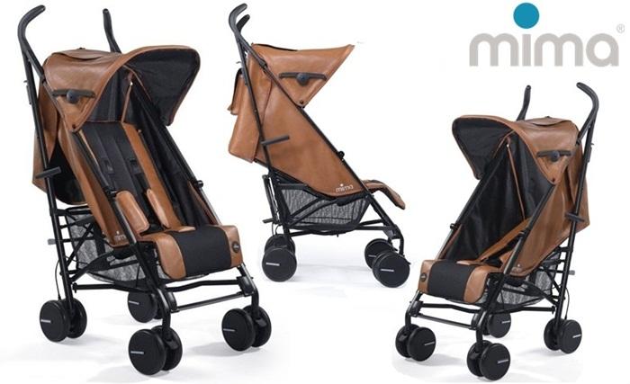 Wózki Mima - wózek spacerowy typu parasolka Mima Bo Buggy