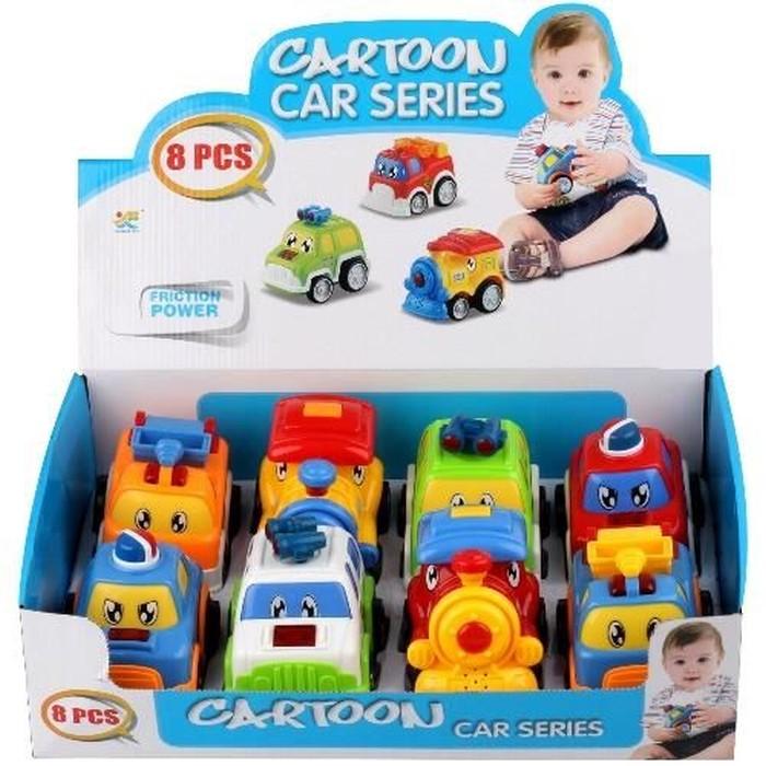 Smily Play Pojazdy z napędem - różne wzory do wyboru