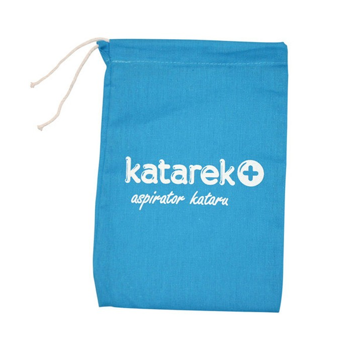 Woreczek bawełniany z nadrukiem na Katearek i Katerek Plus - Duna
