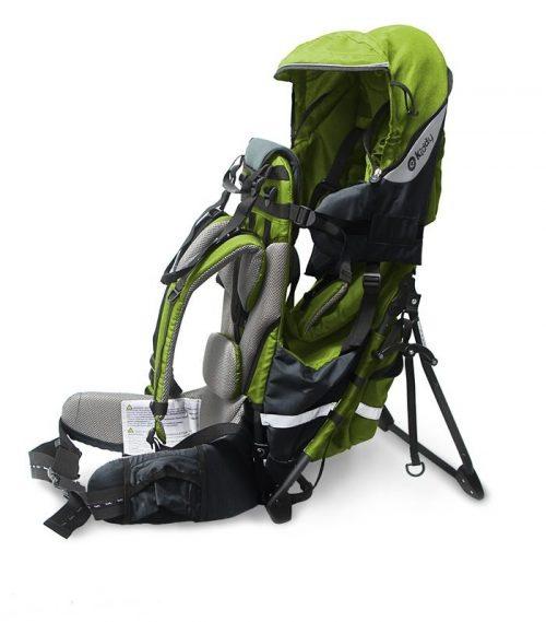 Nosidło dla dziecka górskie na stelażu Kiddy Adventure Pack