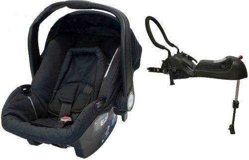 Fotelik samochodowy Axkid 0-13 kg BabyFix z bazą isofix lub na pasy
