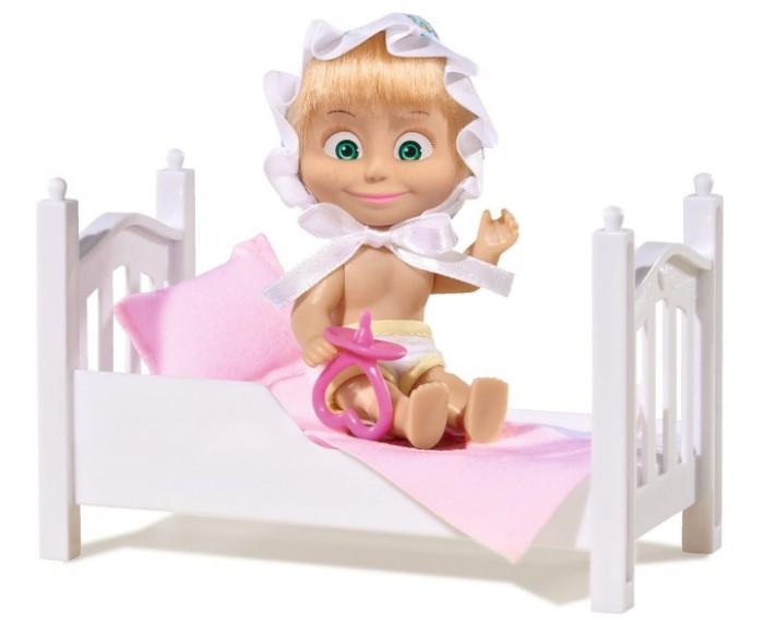 Masza w łóżeczku na dobranoc